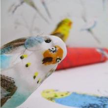 Blendworth The Chirpy Collection Wallpaper