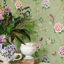 Sanderson Richmond Hill Wallpaper Collection
