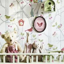 Boråstapeter Lilleby Kids Wallpaper Collection