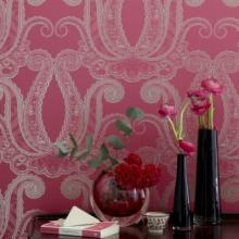 Clarke & Clarke Floribunda Wallpaper Collection