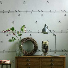 Hubbard and Reenie Wallpaper Collection
