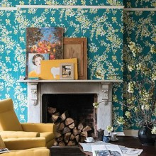 Farrow & Ball Latest and Greatest Wallpaper Collection