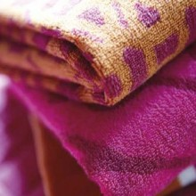 Scion Lace Towel Collection