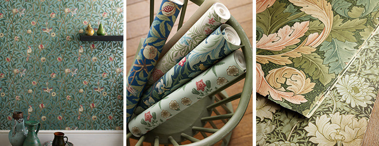 Morris Archive II Wallpaper Collection