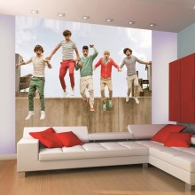 One Direction Murals