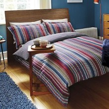 Array Stripe Bedding