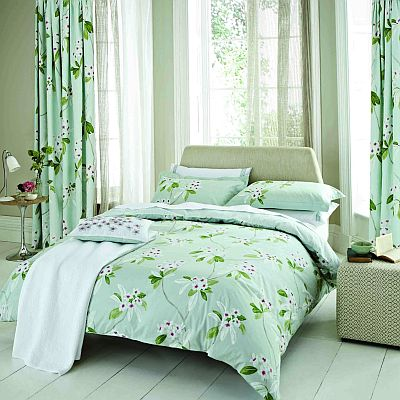 Sanderson Oleander Bedding Collection
