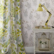 Clarke & Clarke Wild Garden Fabric Collection image