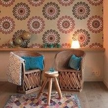Soleil Bleu Finca Wallpaper Collection
