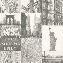 Brian Yates Denim & Co Wallpaper Collection