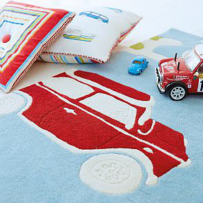 Harlequin Kids Rugs