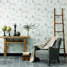 Casadeco Chantilly Wallpaper Collection