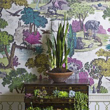 Cole & Son Folie Wallpaper Collection
