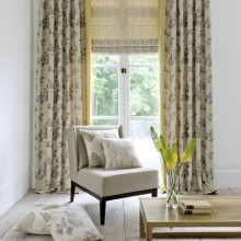 Clarke & Clarke Holland Park Fabric Collection