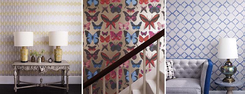 Osborne & Little Verdanta Wallpaper Collection