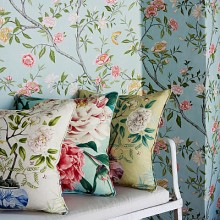Zoffany Woodville Wallpaper Collection