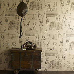 Linwood Sporting Life Wallpaper Collection