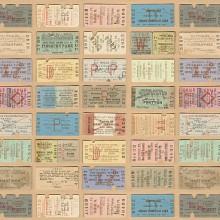 Linwood Ephemera Wallpaper Collection