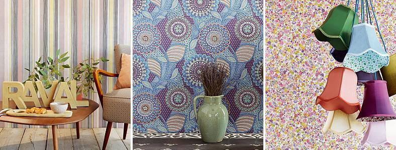 Eijffinger Raval Wallpaper Collection