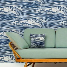 Mini Moderns Wallpaper Collection