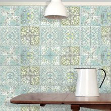 Louise Body Paper Tiles Wallpaper Collection