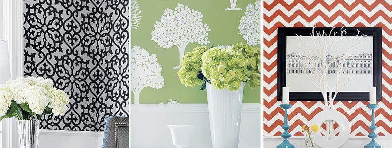 Thibaut Graphic Resource Wallpaper Collection