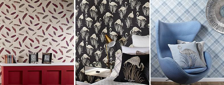 Arthouse Lochs & Lagoons Wallpaper Collection