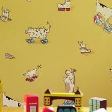 Sanderson Abracazoo Wallpaper Collection