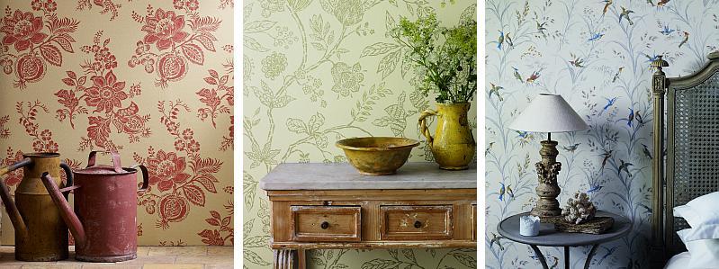 Sanderson Wallpapers : Wallpaper Direct