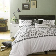 Emma Bridgewater Black Toast Bedding Collection
