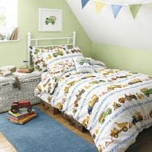 Emma Bridgewater Men at Work Bedding Collection