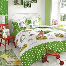 Roald Dahl The Enormous Crocodile Bedding Sets Collection