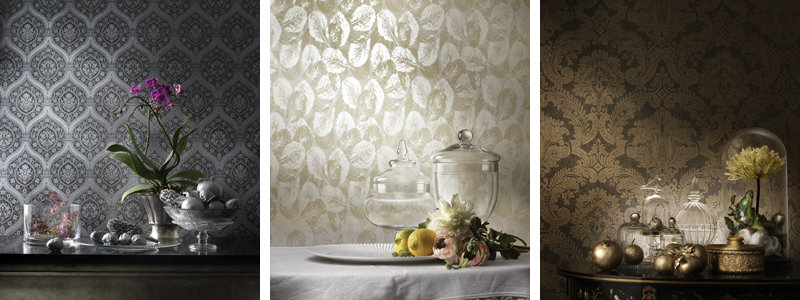 Coordonne Quod II Wallpaper Collection