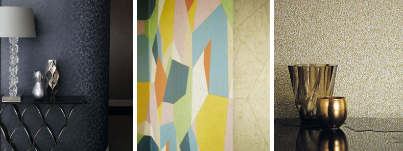 Zoffany Prism Vinyl Wallpaper Collection