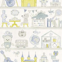 Casamance Summer Camp Wallpaper Collection