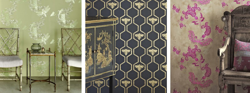 Barneby Gates Volume 2 Wallpaper Collection
