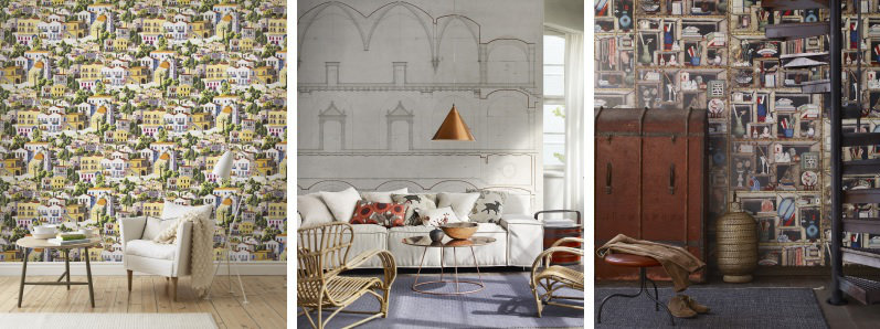 Sandberg Arkiv Mural Collection