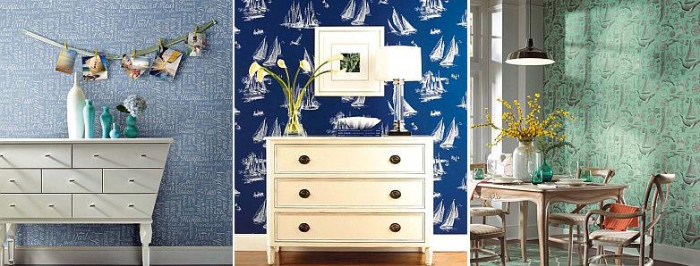 Eijffinger Atlantic Wallpaper Collection