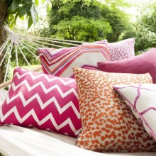 Clarke & Clarke Cushion Collection