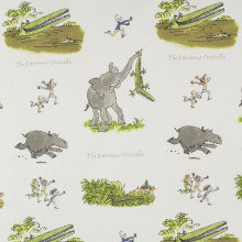 Roald Dahl Fantabulous Fabric Collection