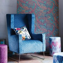 Osborne & Little Pasha Wallpaper Collection