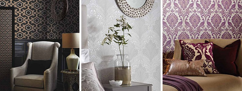 Arthouse Boutique Wallpaper Collection