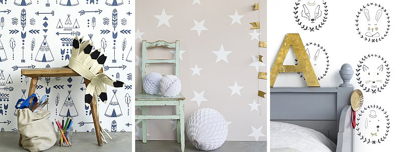 Hibou Home 3 Wallpaper Collection