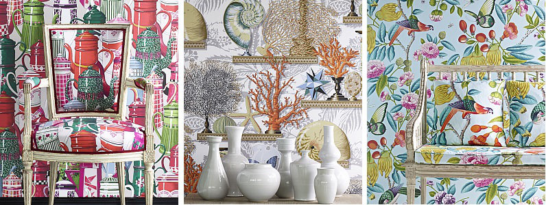 Manuel Canovas Papier Peints - Vol 5 Wallpaper Collection