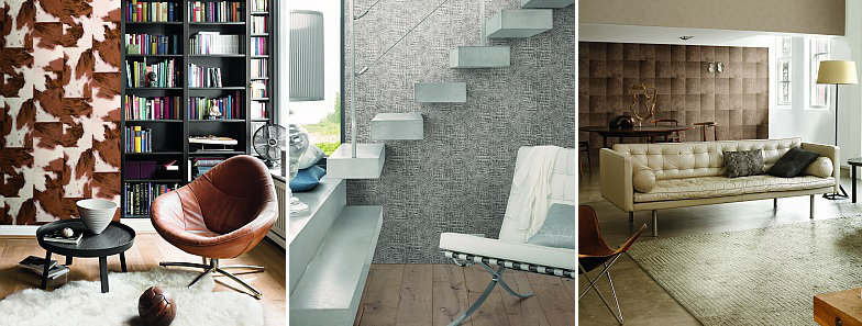 Albany Natural Textures Wallpaper Collection