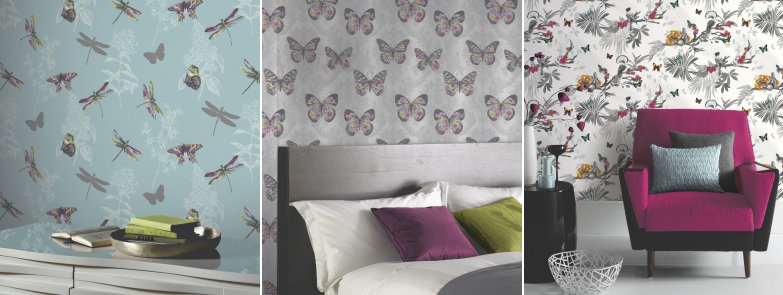 Arthouse Enchantment Wallpaper Collection
