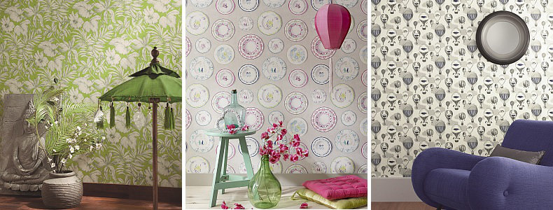 Caselio 10 (Dix) Wallpaper Collection