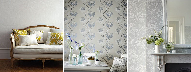 Harlequin Purity Wallpaper Collection