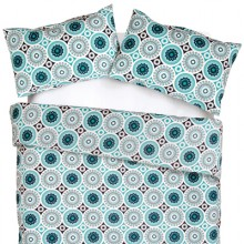 Mini Moderns Darjeeling Bedding Collection