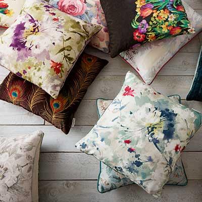 Sanderson Cushion Collection
